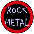 Rock radio Metal radio Icon