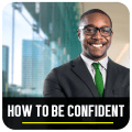 How To Be Confident Icon