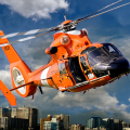 Ambulance Helicopter Rescue 3D Icon