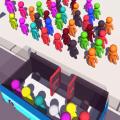 Happy Crowd Icon