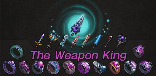 The Weapon King VIP - Making Legendary Swords apk