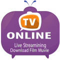 TV Online Player And Film Muvie Streaming Icon