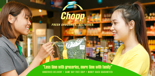 Chopp.vn - On-Demand Groceries Delivery apk