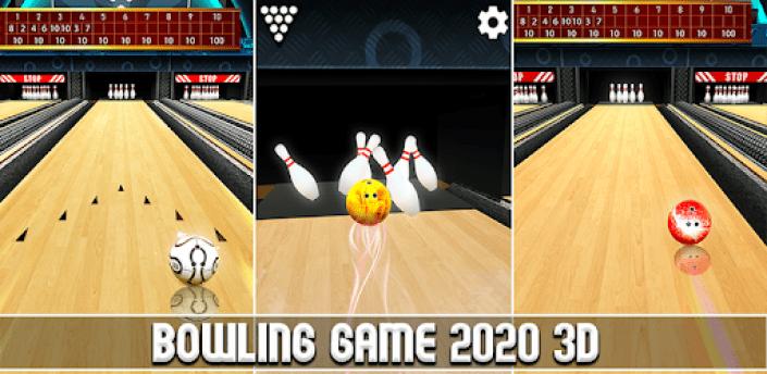 Super 3D Bowling Cup 2020 - Free Bowling Club apk