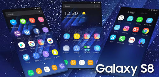 Theme for Samsung Galaxy S8 apk