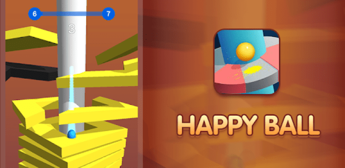 Happy Stack Ball-crush helix jump apk