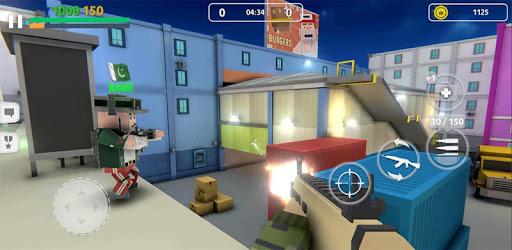 Block Gun: FPS PVP Action- Online Shooting Games apk