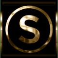 Gold Chrome Icon