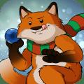 Fox Candy Bubble Shooting Lite Icon