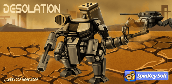 Desolation Wargame apk