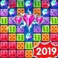 Jewel Games 2019 - Match 3 Jewels & Gems Crush Icon