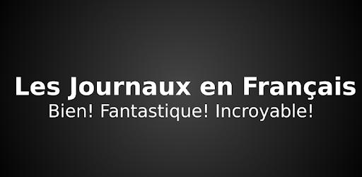 Les Journaux en Français apk