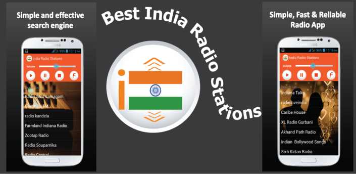 India Radio FM Stations apk