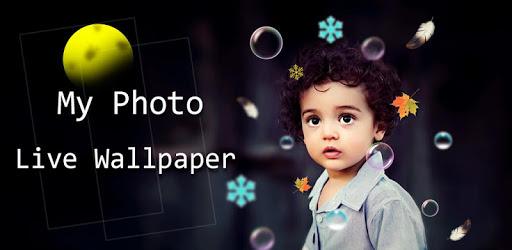 My photo live wallpaper apk