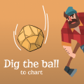 Dig The Ball to Cart – Lumber Jack Idle Clicker Icon
