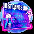 Just Dance 2018 Kika Keyboard Icon