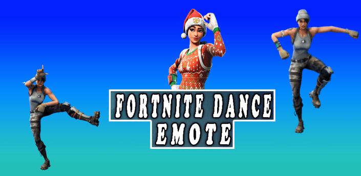 fortnite  dances and emotes (fortnite dances music) apk