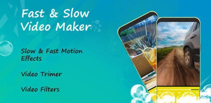 Slow motion video maker, editor: Video trimmer app apk