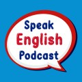 English Podcast - Learn English Speaking & Grammar Icon