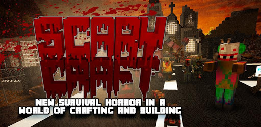 Scary Craft: Crafting and Building Survival Horror apk