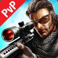 Bullet Strike: Sniper Games - Free Shooting PvP Icon