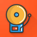 School Bell Sounds Icon