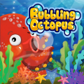 Bubbling Octopus Free Icon