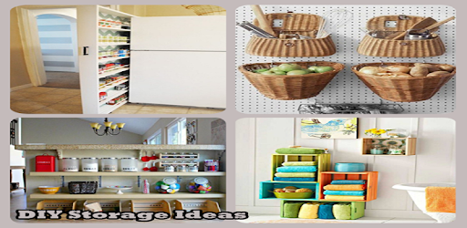 DIY Storage Ideas apk