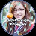 Tzuyu Clock Live Wallpaper Icon