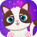 My kitty pet day care : Virtual cat Simulator🐱 Icon