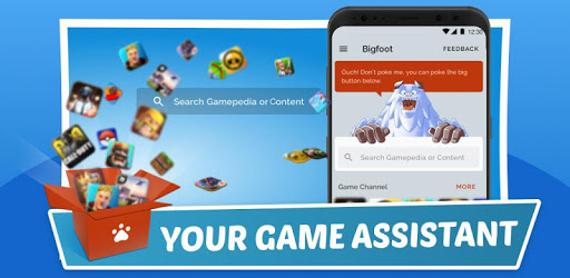 Bigfoot - FREE game assistant for mobile players apk