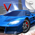 Speed Racing Ultimate 5 Icon