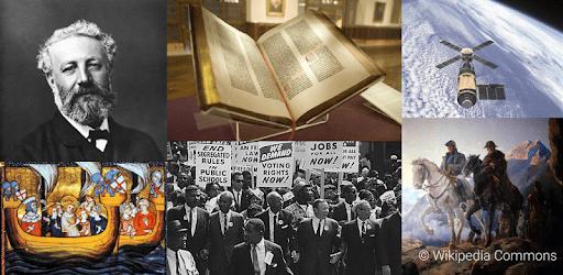 Historical Calendar - Events and Quizzes apk