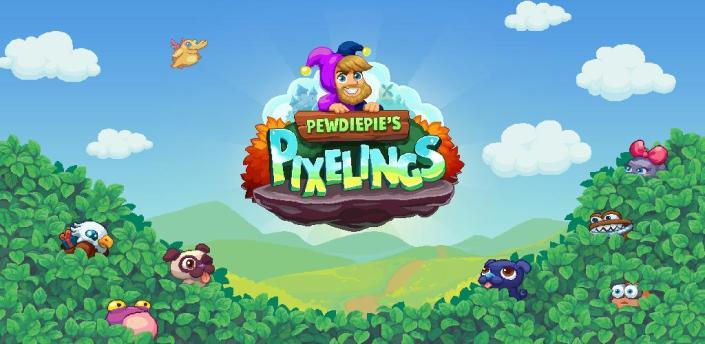 PewDiePie's Pixelings - Idle RPG Collection Game apk
