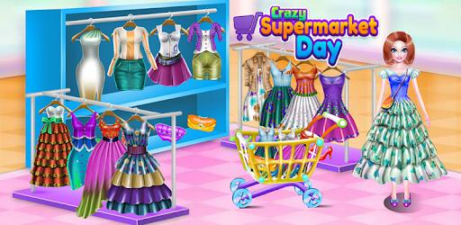 Crazy Mommy Supermarket Day apk