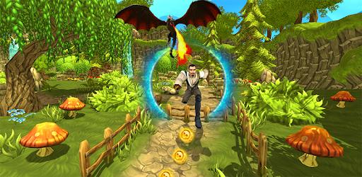 Scary Temple Princess Jungle Run 2020 apk