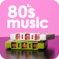 The best music of the eighties Icon