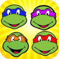 Ninja Turtles Game Icon