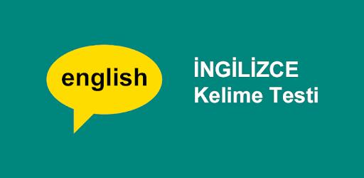 İngilizce Kelime Testi apk