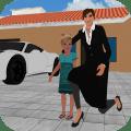 Virtual Lawyer Mom Family Adventure Icon