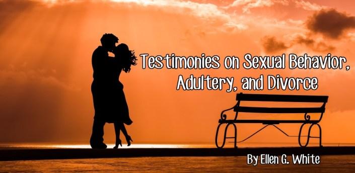 Testimonies on Sexual Behavior, Adultery, and Divorce apk