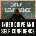 Inner Drive and Self Confidence Icon