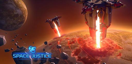 Space Justice: Galaxy Alien Shooter. Invaders Wars apk