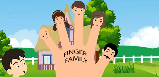 Kids Rhyme Finger Family apk