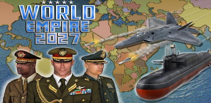 World Empire 2027 apk
