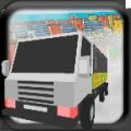 Toon Transporter 3D Icon