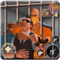 Prisoner vs Guard Action : Grand Survival Escape Icon