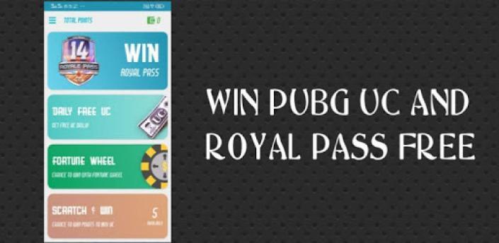 Free Royal pass, UC, BC, Win cash- Elite Season 15 apk