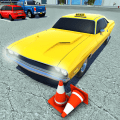 Taxi driving Simulator 2020-Taxi Sim Driving Games Icon