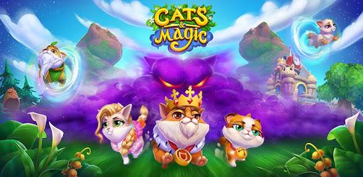 Cats & Magic: Dream Kingdom apk